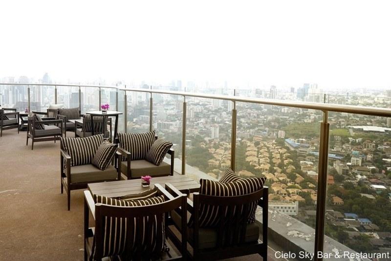 《曼谷高空酒吧笔记》30间天台酒吧推介集满的攻略懒人包