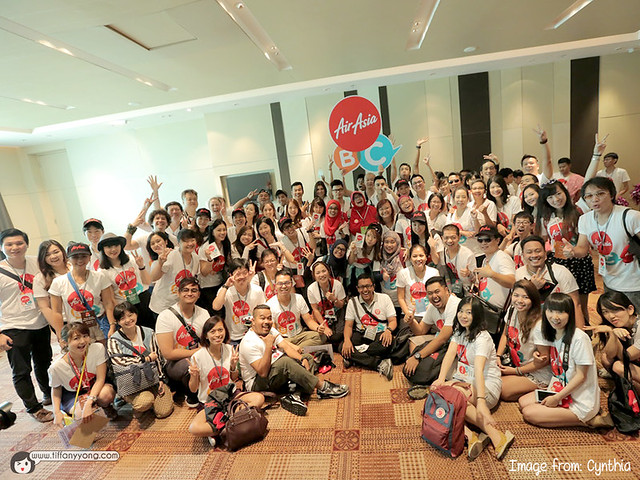 AirAsia AABC 2015 Bloggers