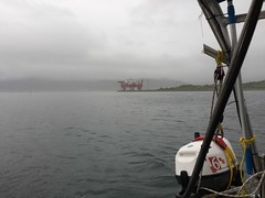 Tromsø og plattform...
