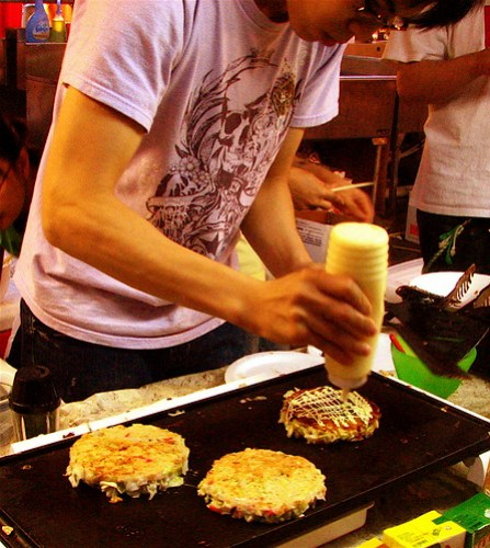 zen of okanomiyaki