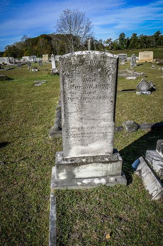 Starr Baptist Church Cemetery-004