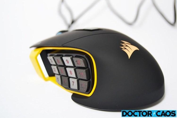 Corsair Scimitar RGB Gaming 12000 DPI (14)