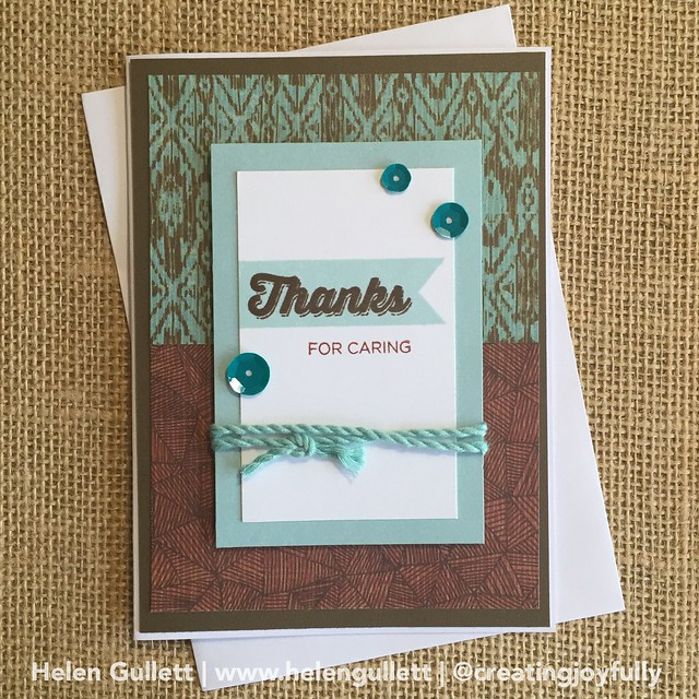 Jackson Cards - Thanks for caring