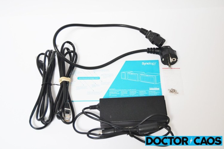 Synology Diskstation DS715 servidor NAS (3)
