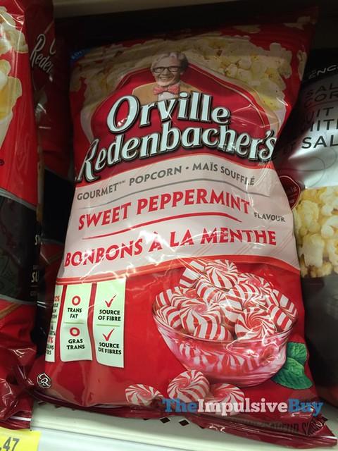 Orville Redenbacher's Sweet Peppermint Gourmet Popcorn