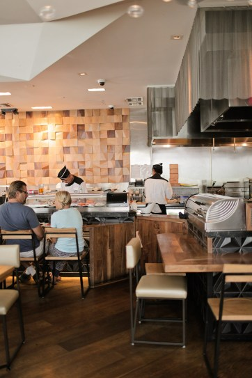 Blue Ocean Robata & Sushi Bar / Best Sushi in Carlsbad CA.