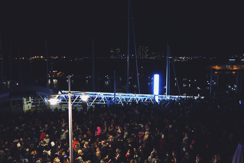 Gunwharf Quays Fireworks