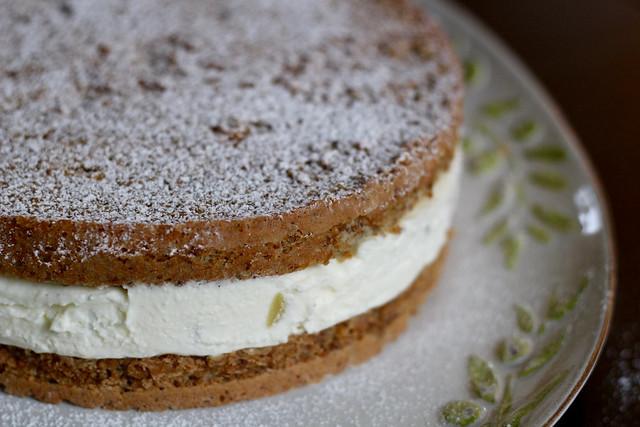 Amalfi Pear & Ricotta Cake - 32