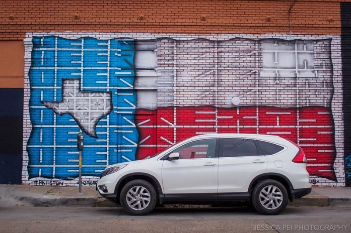 Dallas Deep Ellum Graffiti