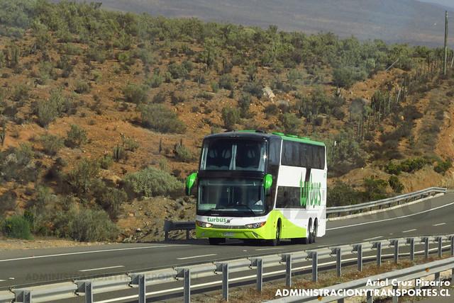 Tur Bus - Norte Chico - Modasa Zeus / Volvo (GXTG23) (4376)