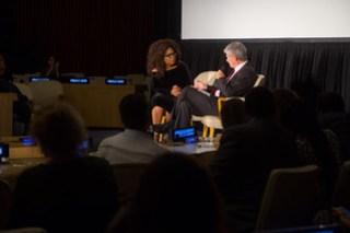 Oprah Winfrey 'Belief' Screening