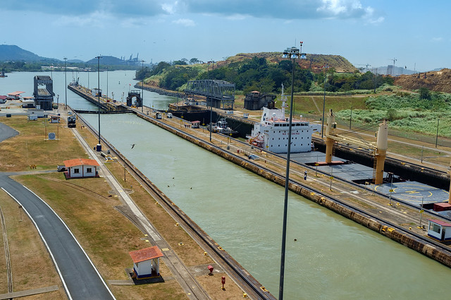 Panama Channel