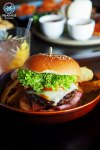 Grain Burger, $24: Grain Bar, Sydney, Sydney Food Blog Review