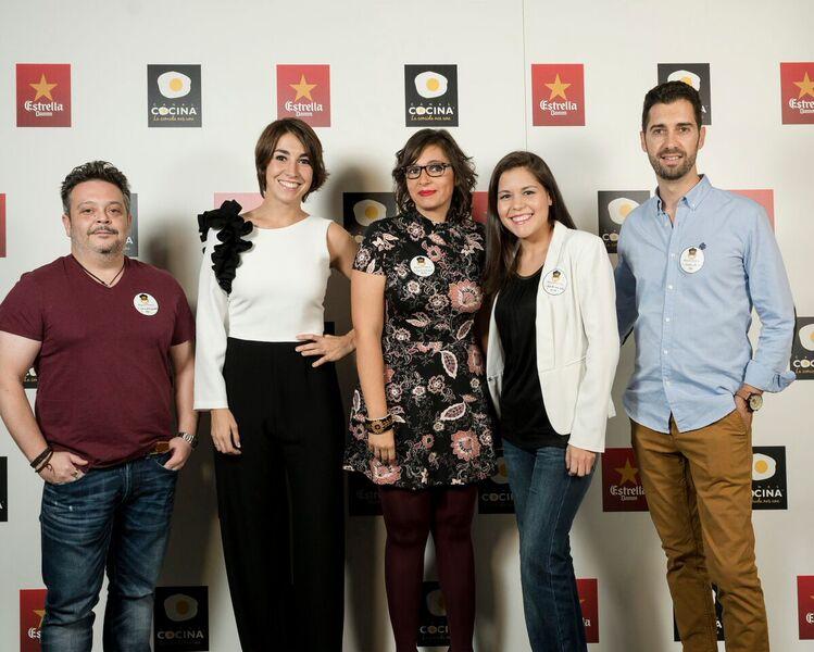 Cena Blogueros Cocineros 2015