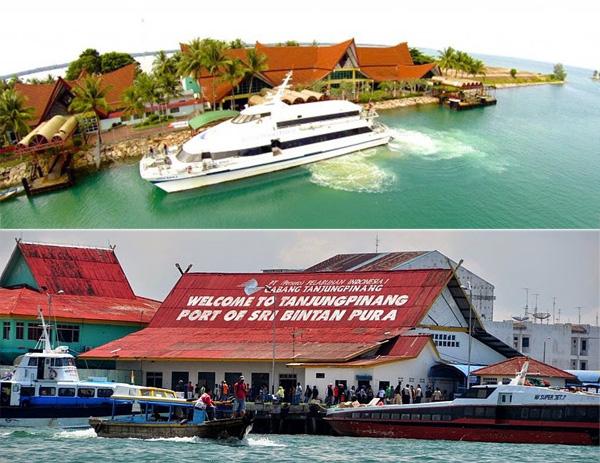 Pelabuhan Bintan