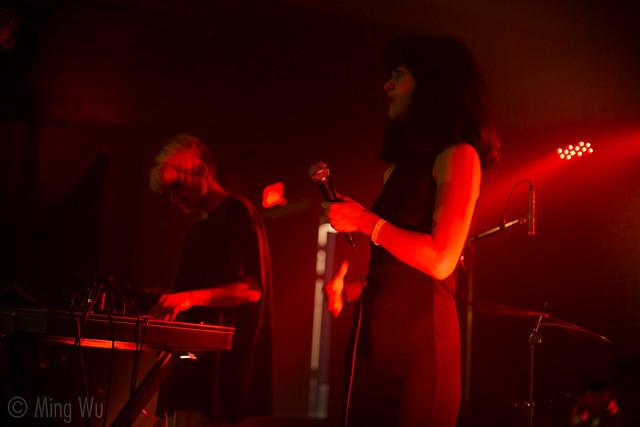 She-Devils @ Le Late Night Little Burgundy (Piccolo Rialto)