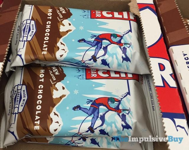 Clif Hot Chocolate Energy Bar