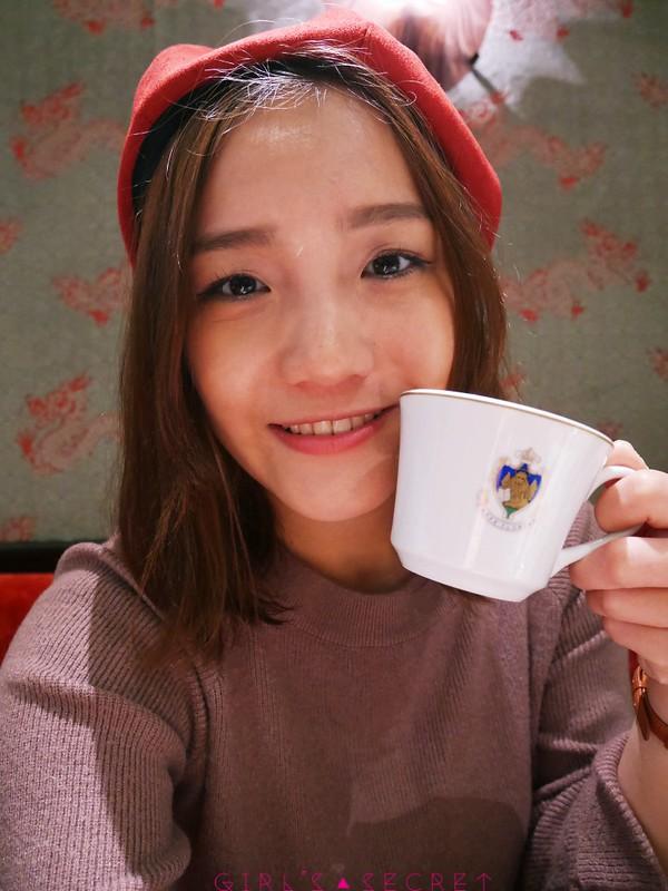 Caffé Florian福里安花神咖啡館 杯子