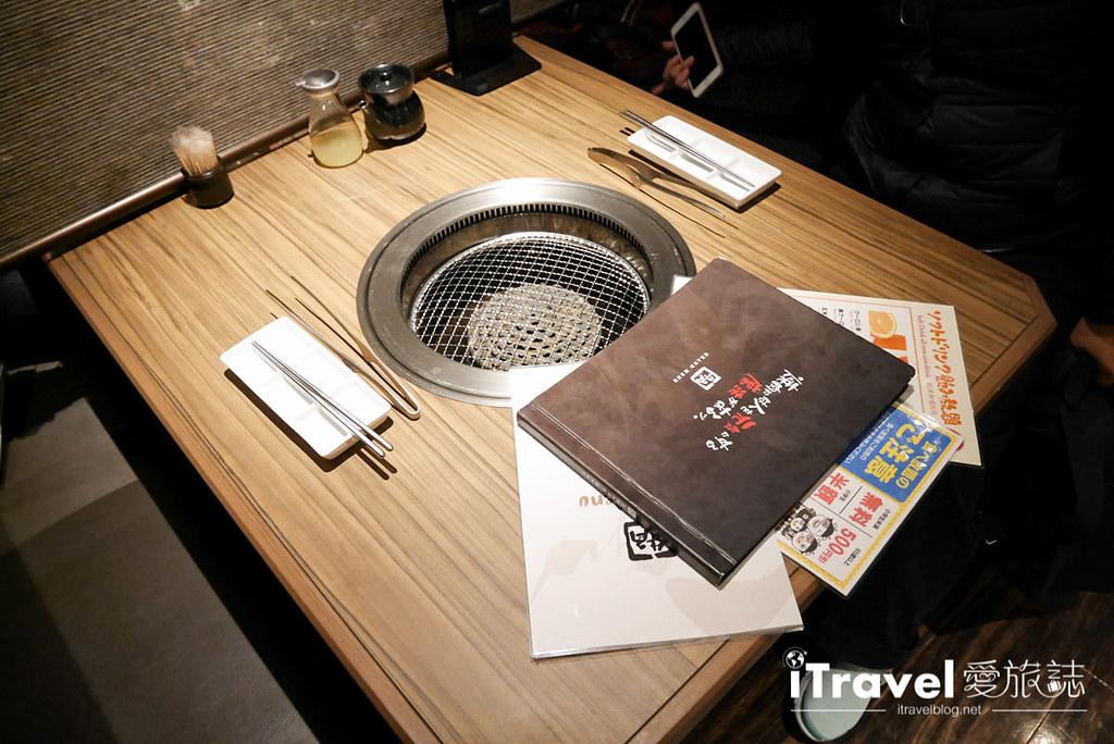 京都美食餐厅 牛角烧肉吃到饱 (14)