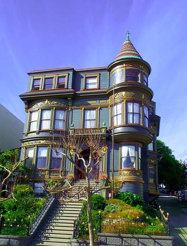 Guerrero Street @21st, San Francisco