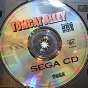 Sega CD  TOMCAT ALLEY.