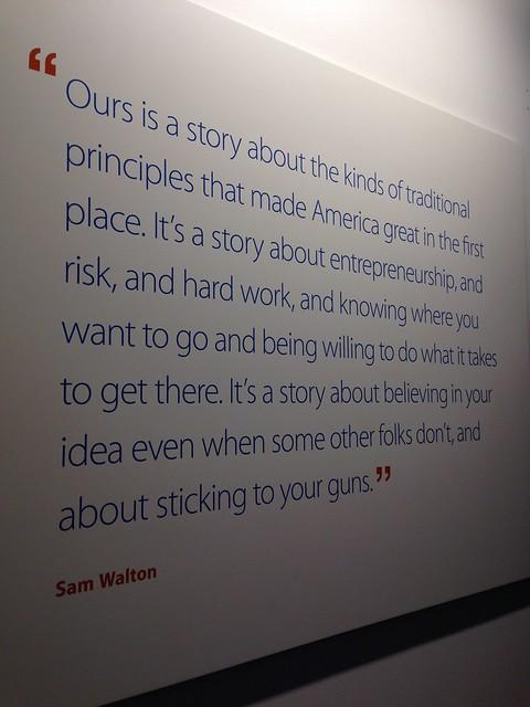 WalMart Museum, Bentonville AR