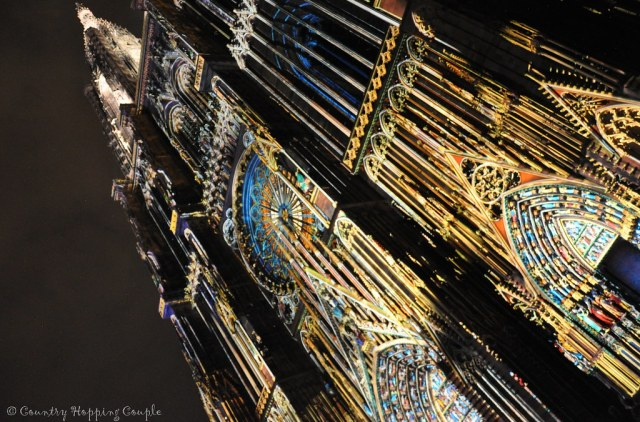 Strasbourg Cathedral Night