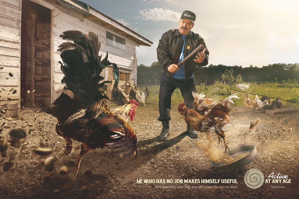 Active At Any Age - Roosters