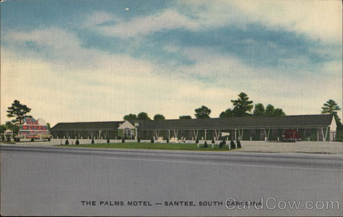The Palms Motel Santee, SC