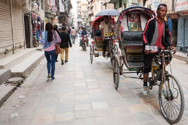 Ding-ding! Kathmandu