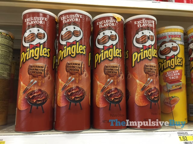 Bourbon Barbecue Chicken Pringles (Target Exclusive)