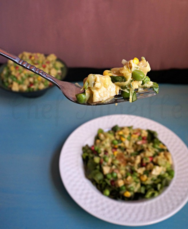 Mango Chicken Salad -edit