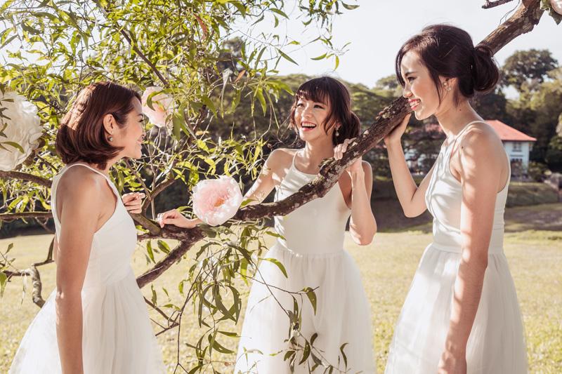 TheVelvetDolls Bridesmaid