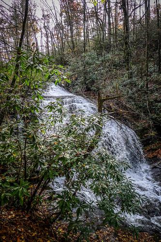 Cascade Lake Road Waterfall-002