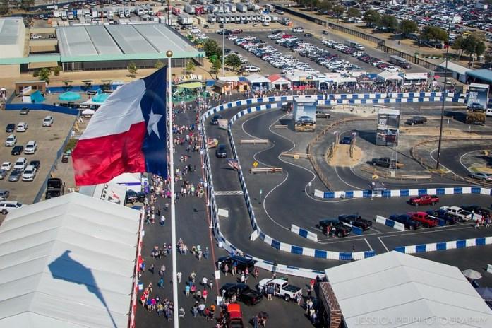 Top O Texas Ride