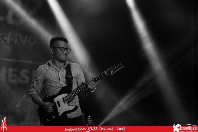 Indonesian Jazz Festival 2015 - Andre Dinuth(1)