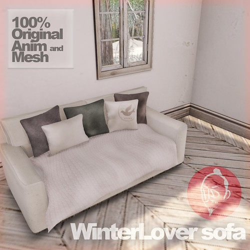 [HD]WinterLover sofa ad
