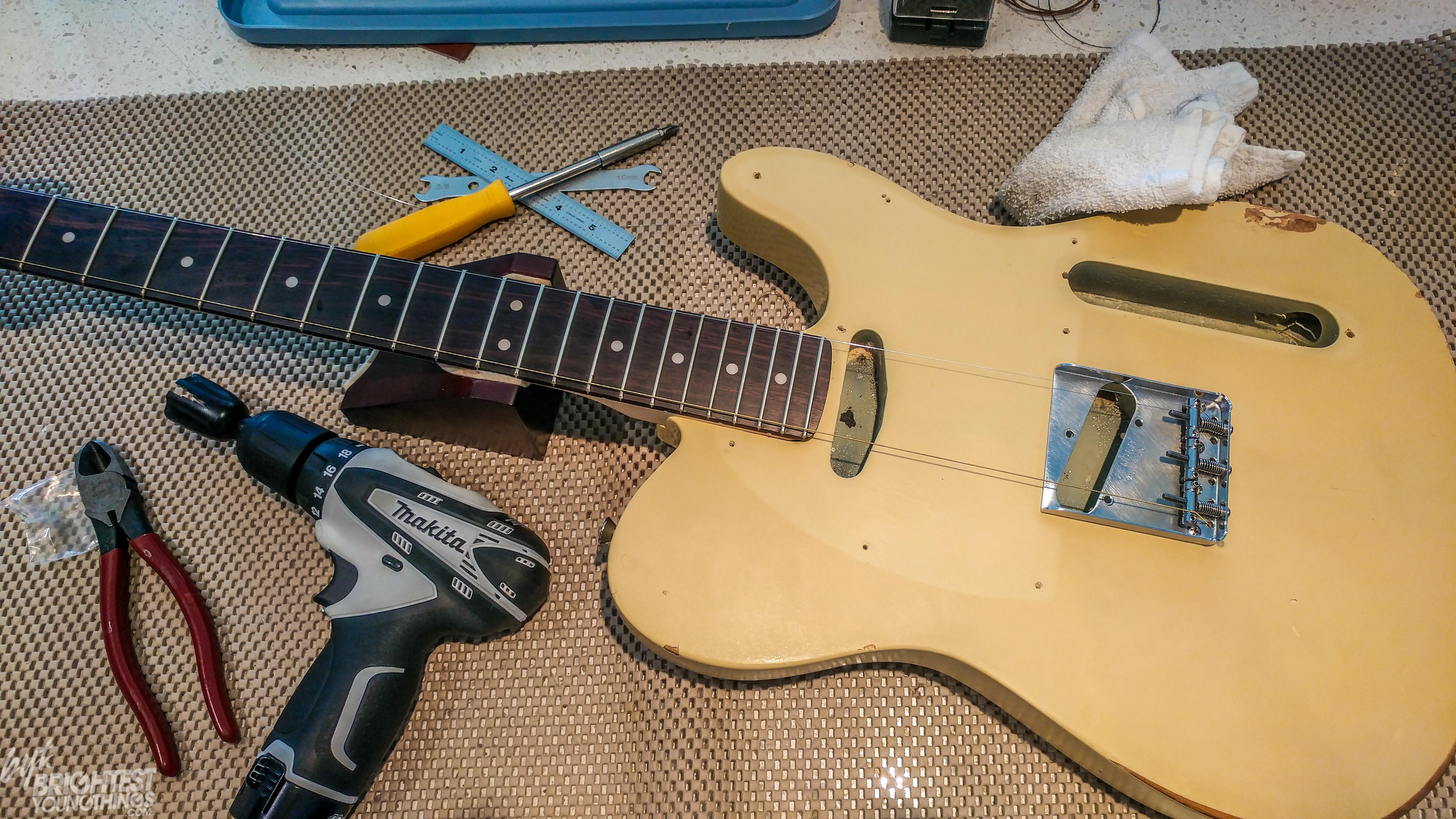how to build an electric guitar rh brightestyoungthings com
