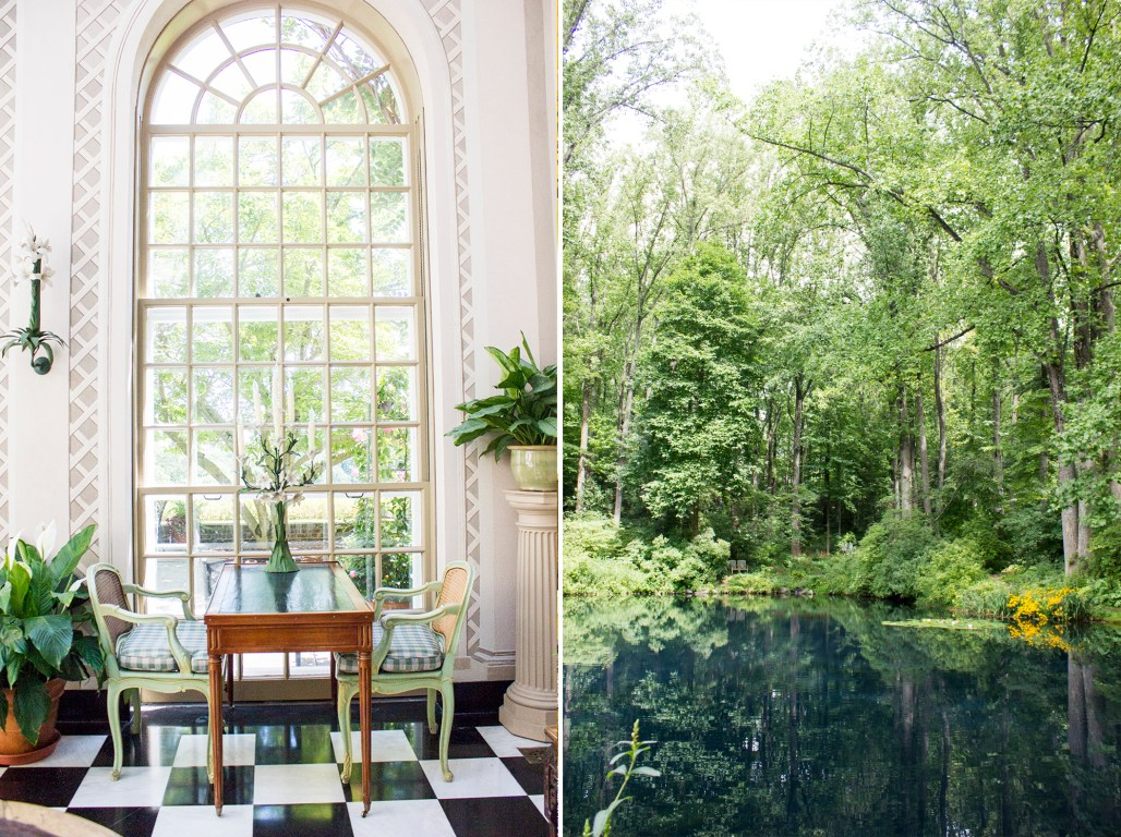 mt-cuba-gardens-reflecting-pond-pool-trees-conservatory