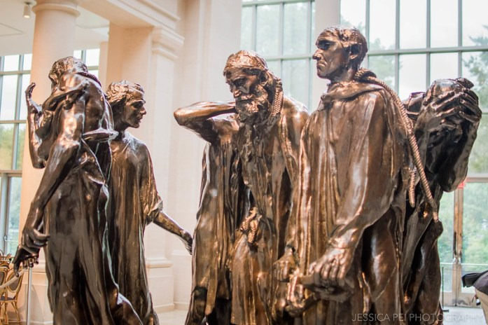 The Burghers of Calais - Rodin, The Met Museum