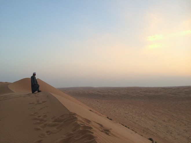 Sunset Dune Bashing @ Wahiba Sands