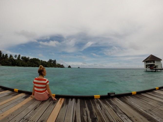Malediivit omatoimisesti