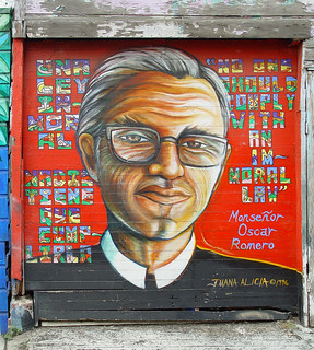 Mural: Monseñor Oscar Romero