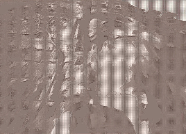 van (ASCII)