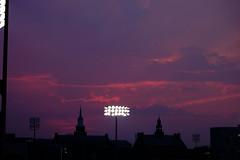 UC sunset