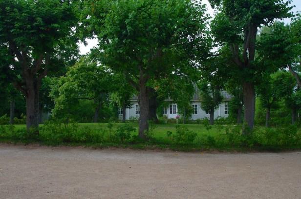 Музей-заповедник Михайловское, Пушкинские горы, Россия