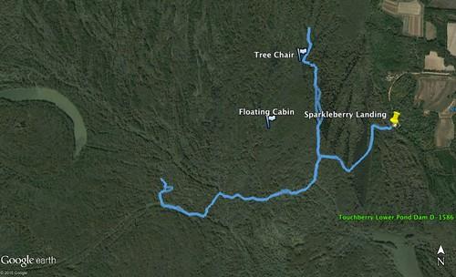 Sparkleberry Route