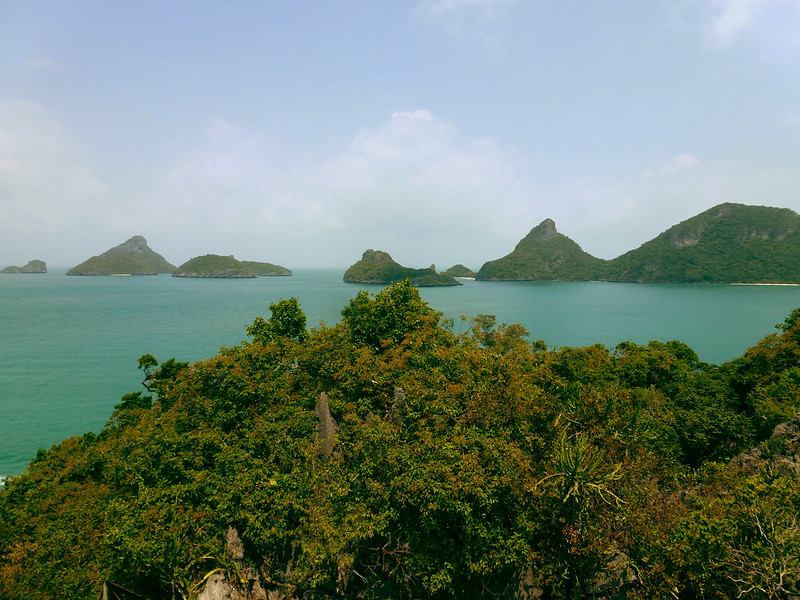 5 - Carnet de Thaïlande - 32 - Mu Ko Ang Thong National Park