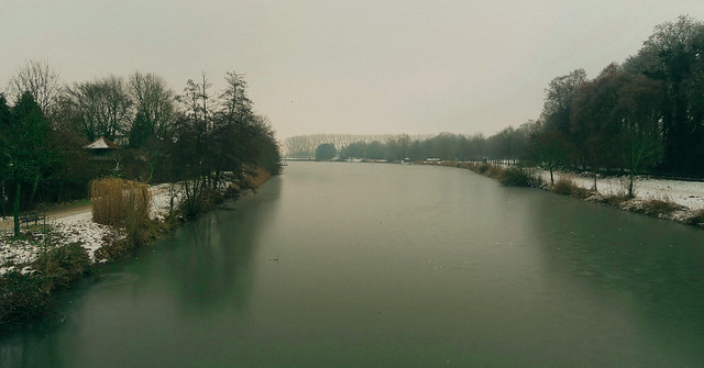 Calmness in winter