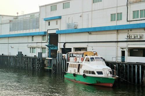 屯門澳門航線前景成疑 議員促改建碼頭作休憩空間 | 獨媒報導 | 香港獨立媒體網